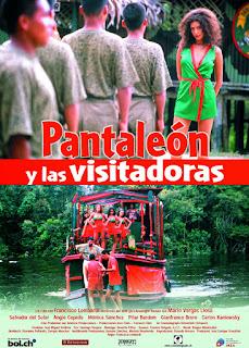 Pantaleón y Las Visitadoras, Francisco Lombardi (2000)