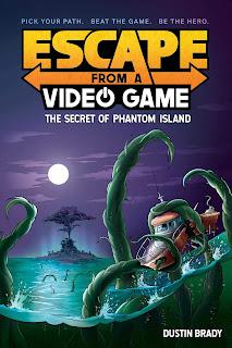 Escape from a Video Game: The Secret of Phantom Island