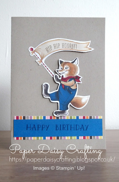 Birthday Memories Stampin' Up!
