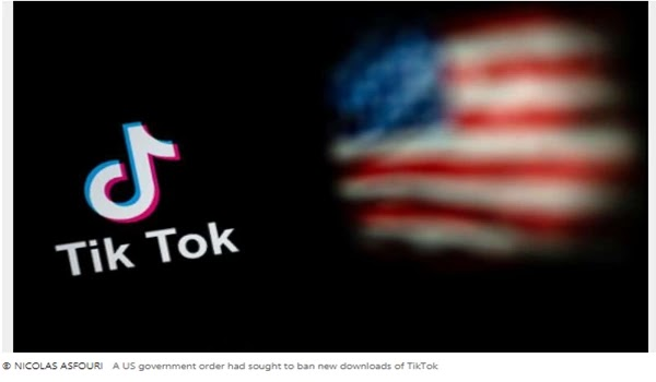 China says US 'misuses power' by squeezing TikTok