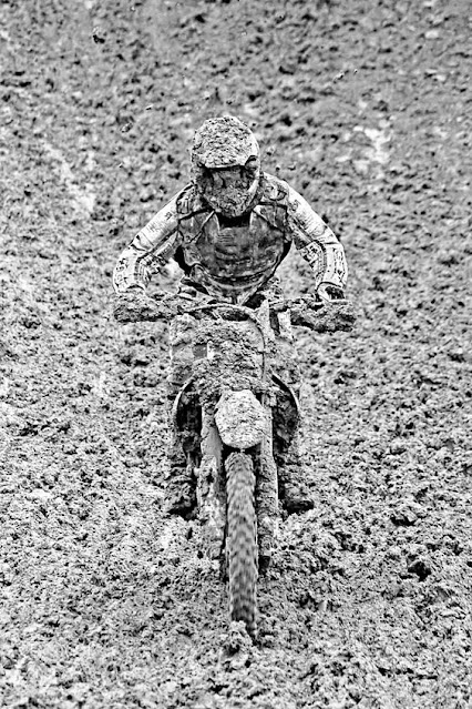 Ever wondered why they're called Dirt Bikes?