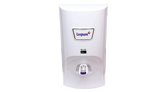 Livpure Glo 7-Litre RO + UV + Mineralizer