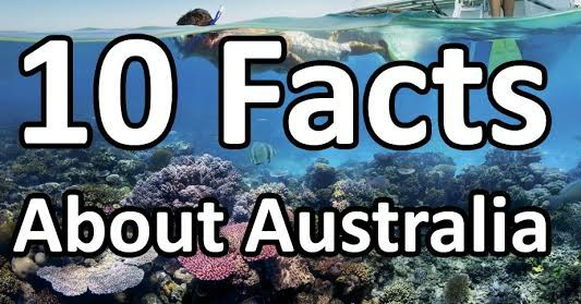 Amazing Facts About Australia | facts about australian culture