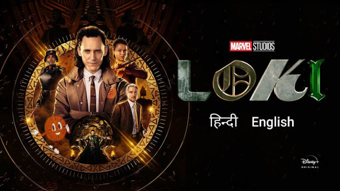 Loki (Season 1) Hindi Episodes Download in FHD 720p , 1080p