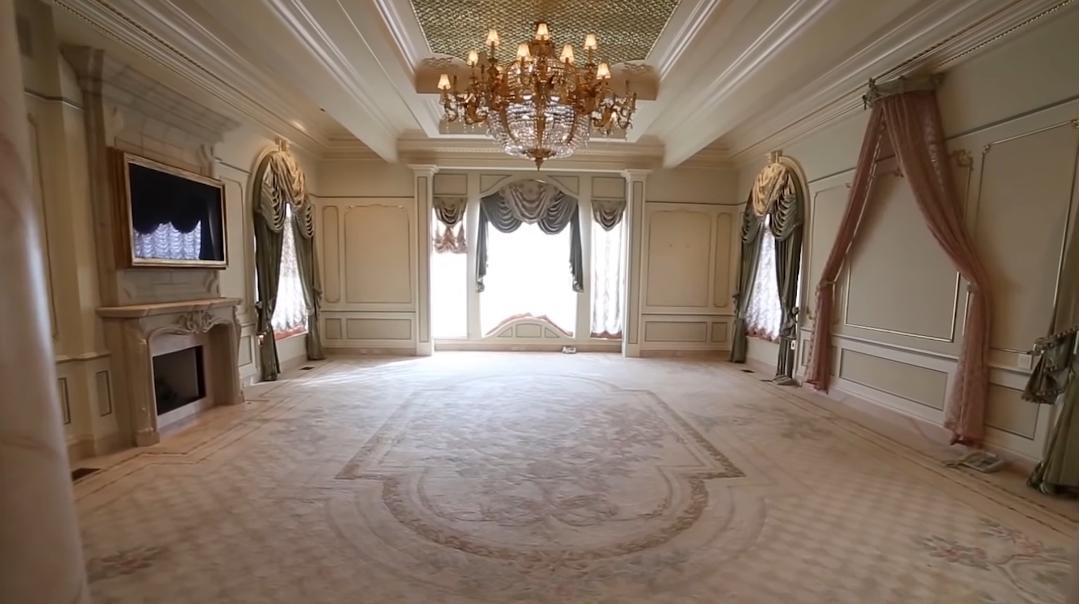 40 Interior Design Photos vs. 7 Montagel Way, Shoal Creek Mega Mansion Tour of Chateau Montagel