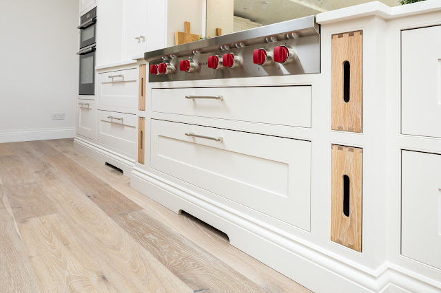 Weybridge Kitchen - Bespoke Shaker Kitchen