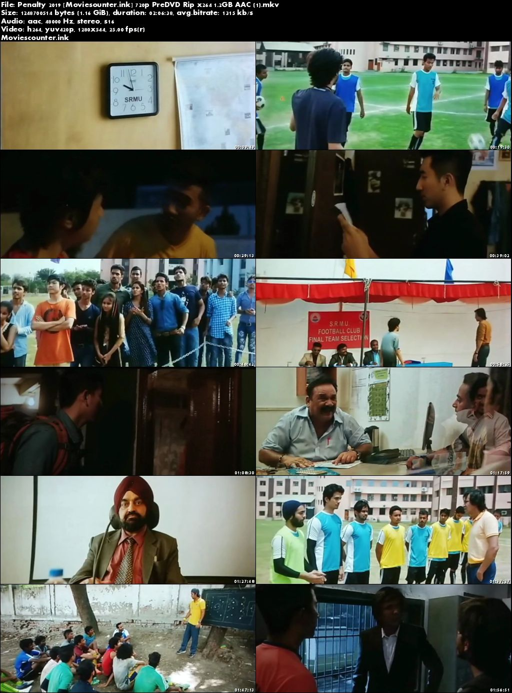 Screen Shots Penalty full movie download in 720p hd 2019