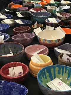 Kids, Clay and Community - Grades 3-5 - an Empty Bowls Project
