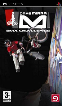 Dave Mirra BMX Challenge PSP [ISO - USA] [MEGA]