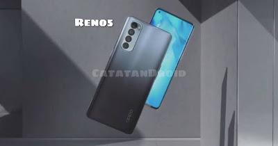 Spesifikasi dan Harga HP Oppo Reno 5 Terbaru