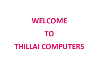 THILLAI-COMPUTERS