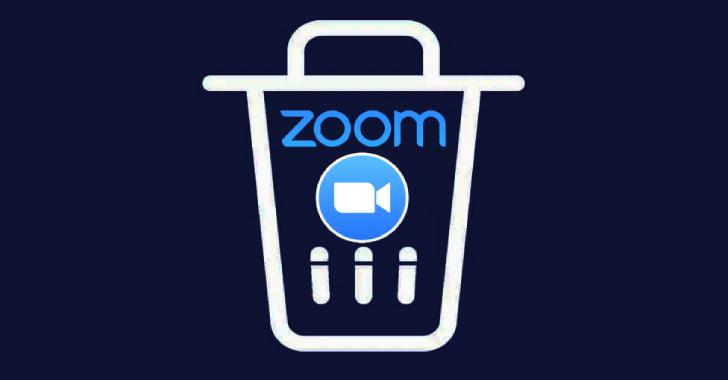 How To Delete Zoom Account?
