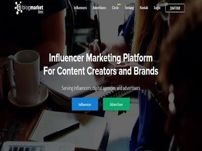 Situs Kerja Online Iblogmarket