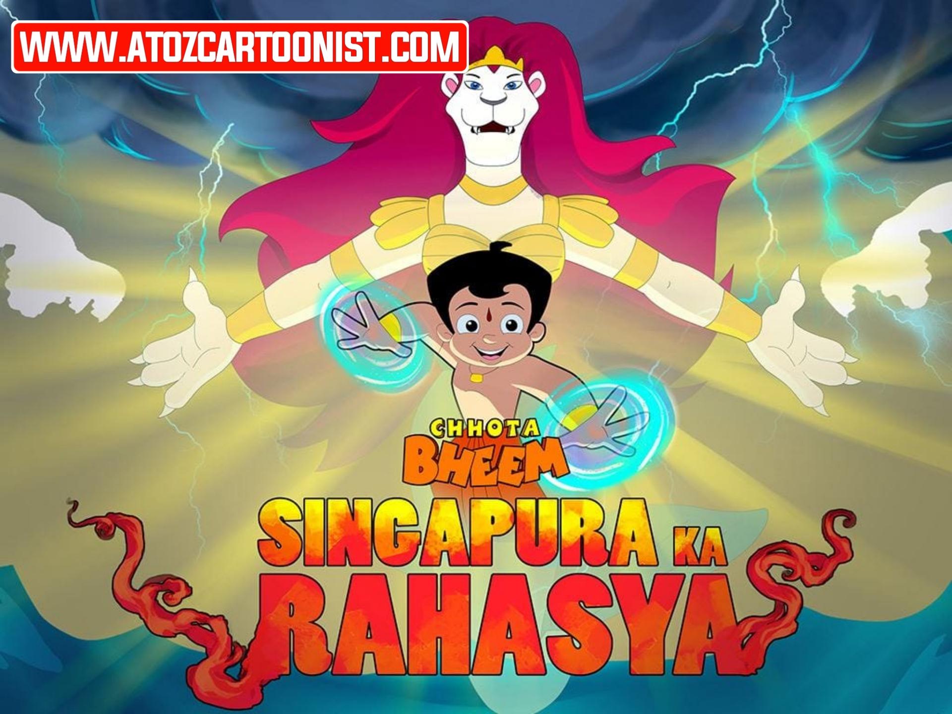 CHHOTA BHEEM : SINGAPURA KA RAHASYA FULL MOVIE IN HINDI & TAMIL DOWNLOAD (480P, 720P & 1080P)
