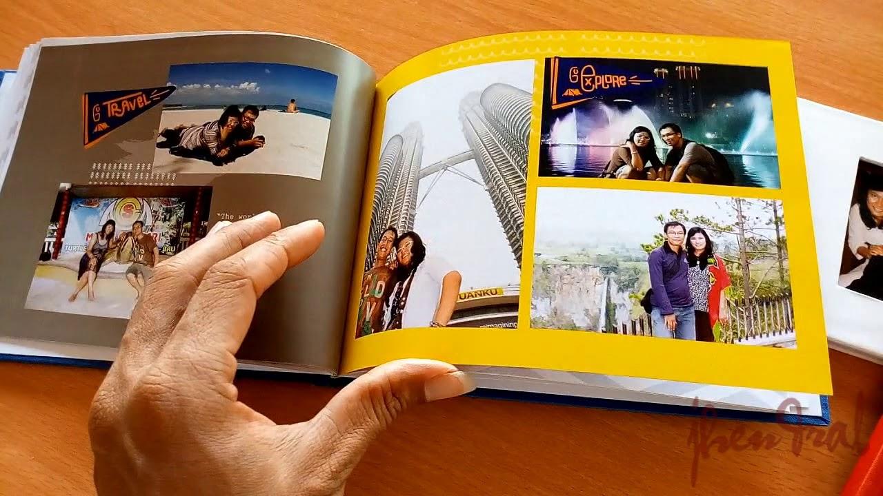 Idphotobook, Cara Mudah Cetak Album Foto Mewah