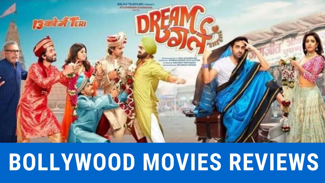 Dream Girl motion picture Review by Bollywood Movie Reviews