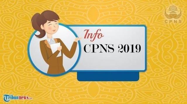 Siapkan Dokumen Ini, Untuk Daftar CPNS 2019, Catat Tanggalnya