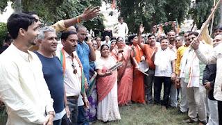प्रदेश में कानून व्यवस्था पूरी तरह ध्वस्त पड़ी हैं: उमा शंकर गुप्ता