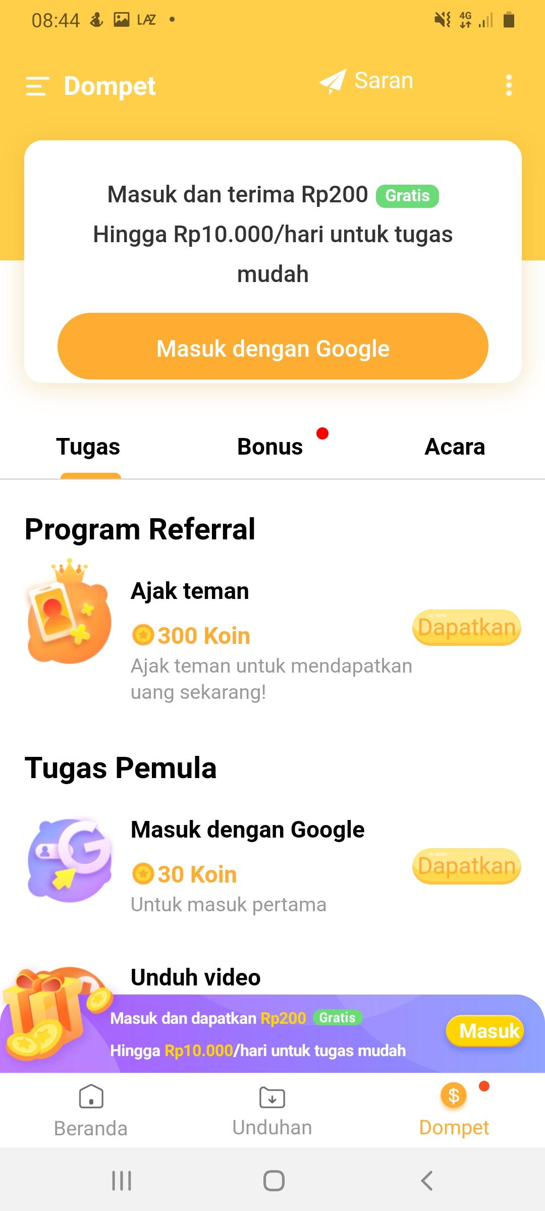 Vidnow Aplikasi Penghasil Saldo Dana Gratis 2021 Majalahkece Id