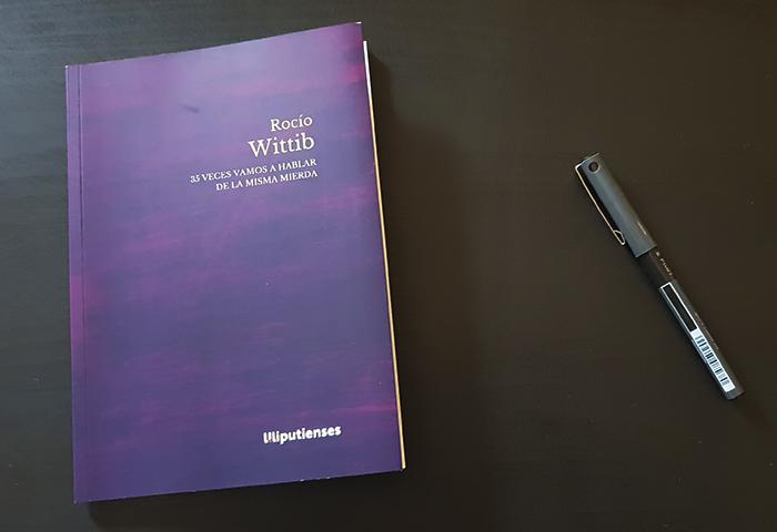 Un poema de Rocío Wittib en Bestia Lectora