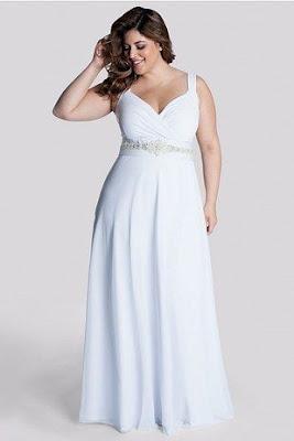 Model Gaun Pengantin Yang Cocok Untuk Wanita Gemuk