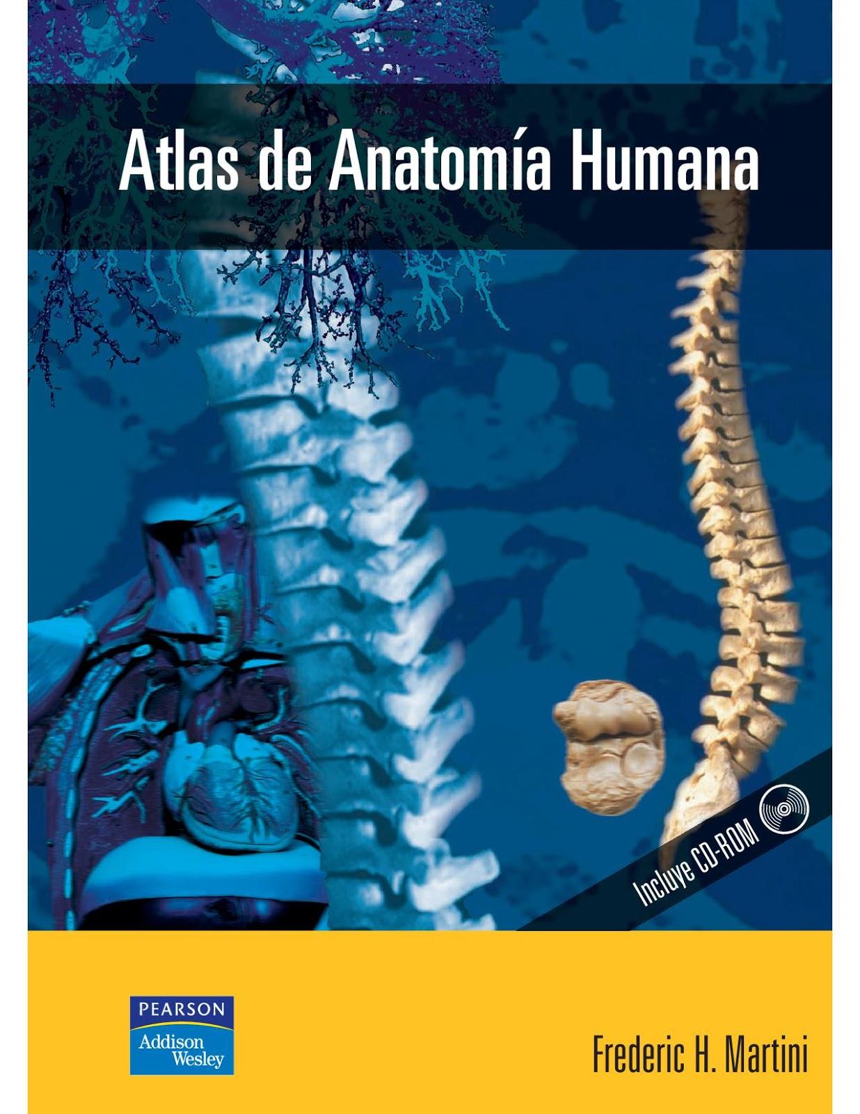 De Ciencia Interés: Atlas de Anatomía Humana - Frederic Martini ...
