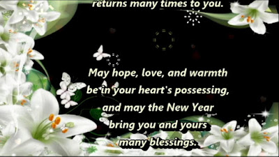 New Year Wishes Greetings