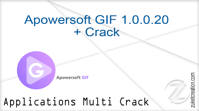 Apowersoft GIF 1.0.0.20 + Crack