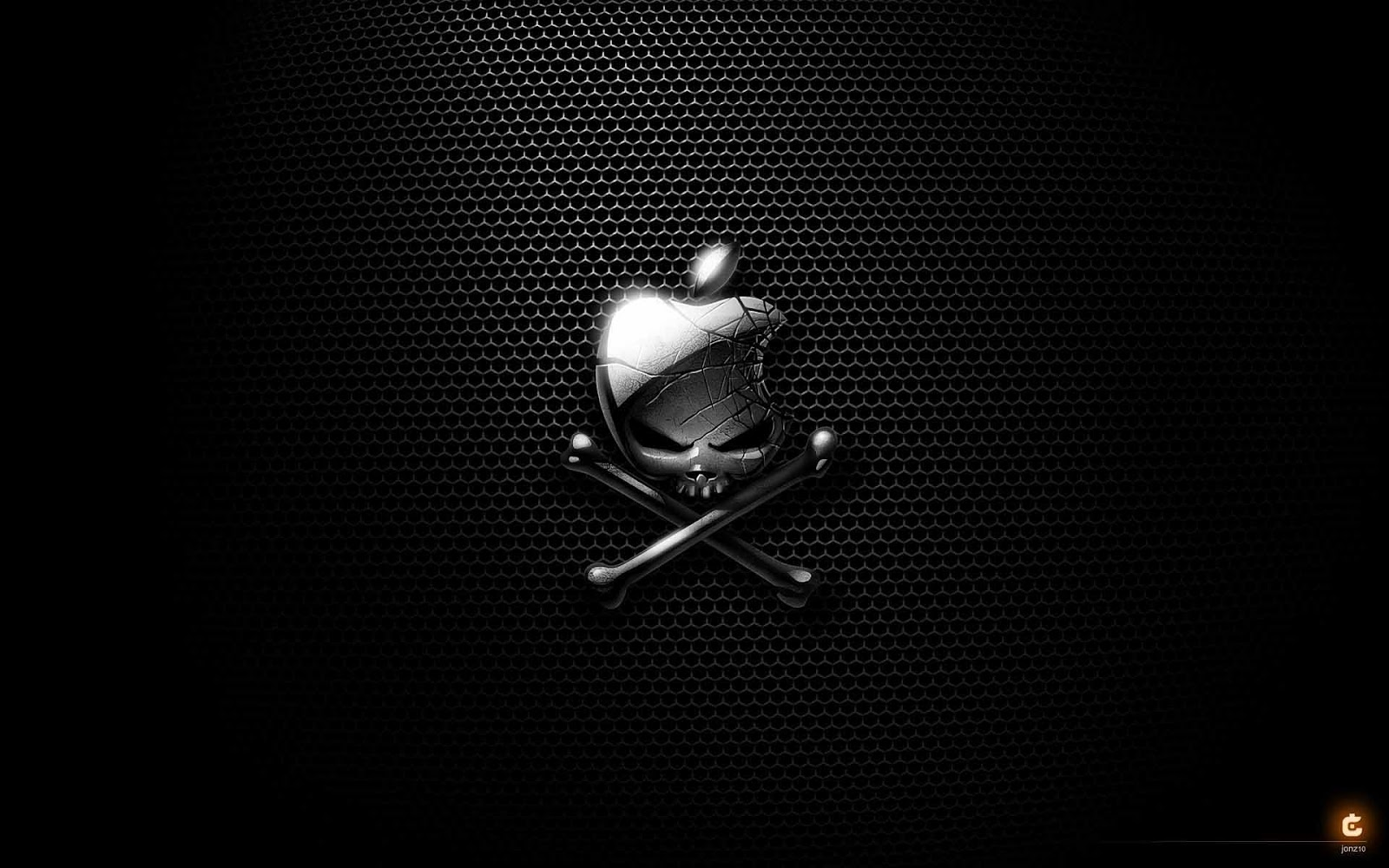 HQ Wallpapers: Apple Skull Wallpapers