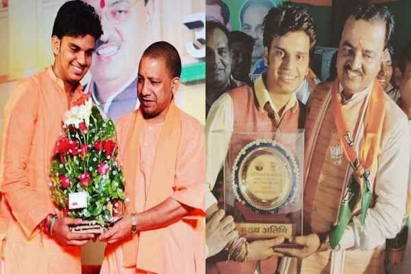 modi-nagar-thana-incharge-misbehaves-with-poet-amit-sharma-news