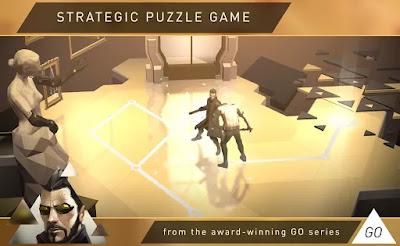 Download Deus Ex GO (MOD, Hints) 2.1.76900 for android