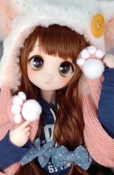 Cute Profile Pics of Barbie Doll