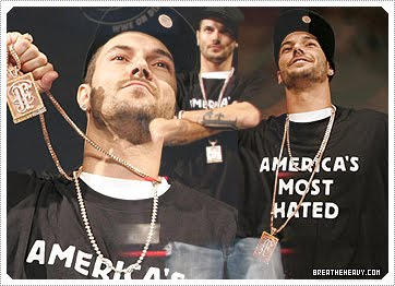 """America's Most Hated Man"" Kevin Federline. PYGear.com"