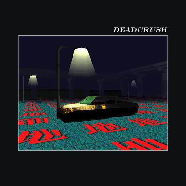 alt-J - Deadcrush (Spike Stent Mix) - Single  Cover
