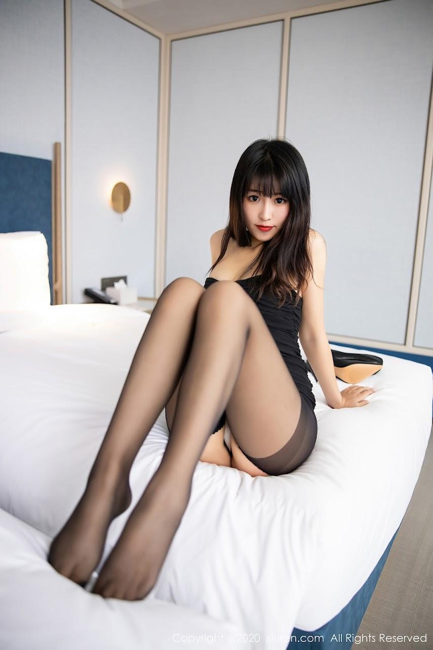 xiuren 2020-07-06 Vol.2293 童千艺cara - idols