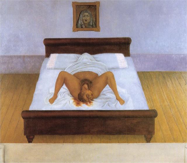 Фрида Кало - Мое рождение. 1932