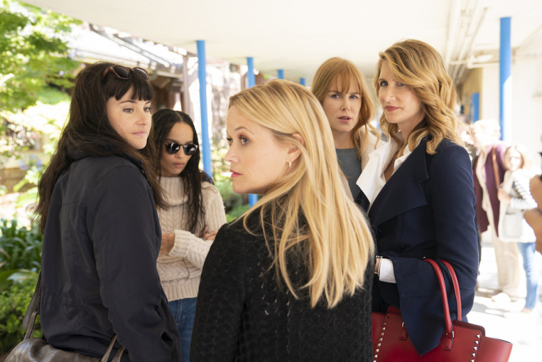 Las protagonistas de 'Big Little Lies' en la segunda temporada