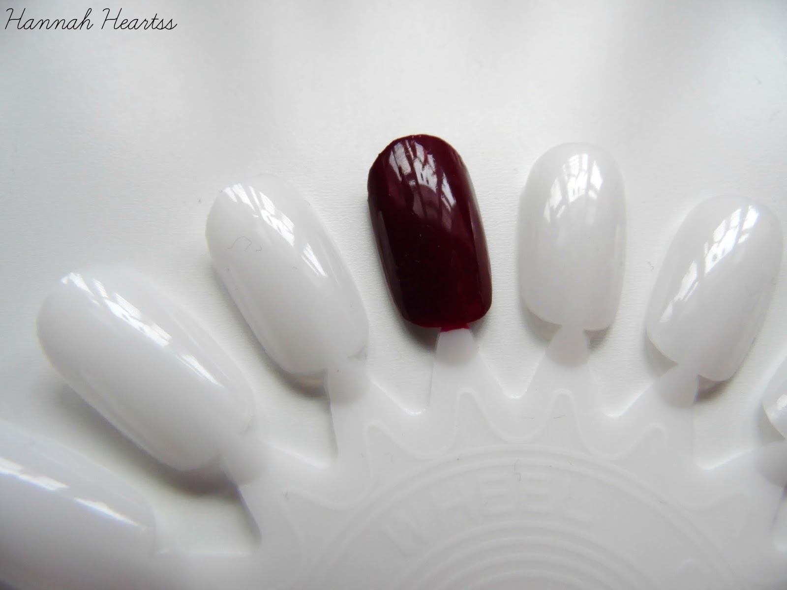 Binky London Gel Effect Nail Polish Swatch