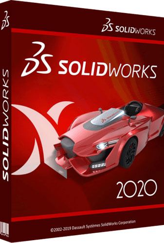 SolidWorks 2020 SP3.0 Full Premium poster box cover