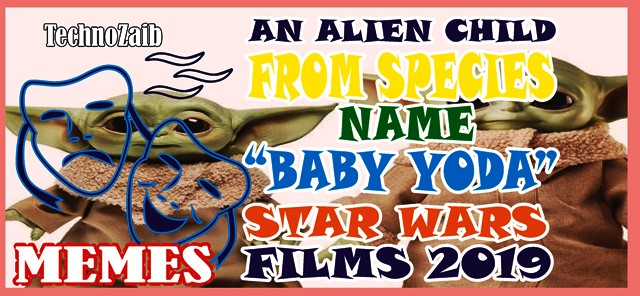 "As the name implies, Baby Yoda looks like the green alien Yoda, but he is smaller, like a baby. ... Angie ""Egg Nog"" The Mandalorian is set after the original Star Wars trilogy, so Baby ... we find out the Child's name and/or the name of his & Yoda's species"