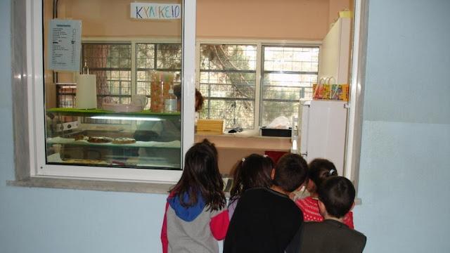 Θεσπρωτία: Από κυλικείο σχολείου στην Ηγουμενίτσα έκλεψε γαριδάκια, πατατάκια, κρουασάν κ.λπ.