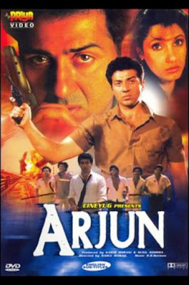 Arjun 1985 Hindi 480p DVDRip 450MB