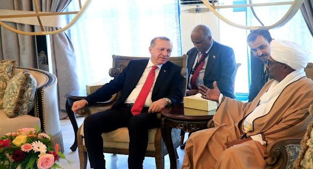 السودان-تركيا
