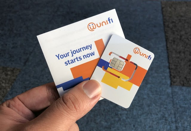 TM Reduces Free LTE Data For unifi Mobile SIM Card From 10GB to 2GB