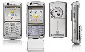 Spesifikasi Sony Ericsson P990i