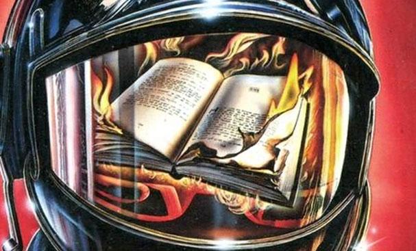 Fahrenheit 451, Ray Bradbury, Books, Science Fiction
