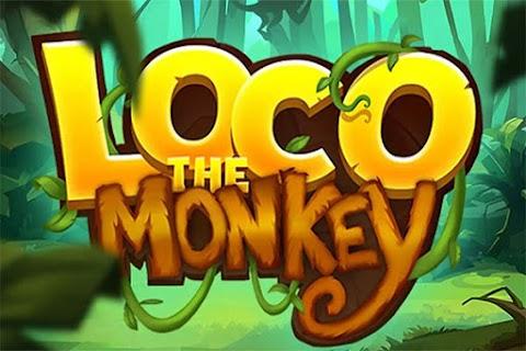 Main Slot Gratis Loco the Monkey (Quickspin) | 95.15% RTP