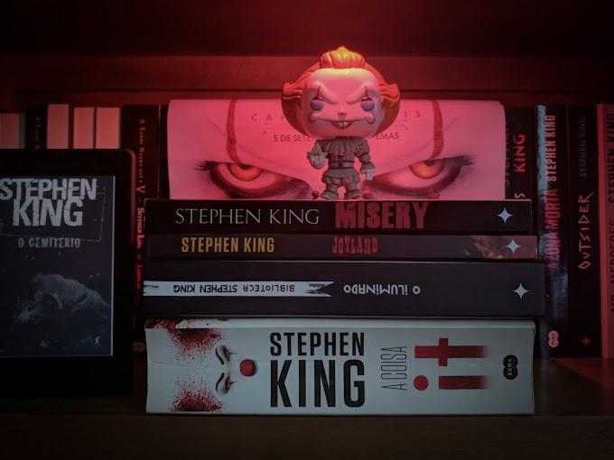 Lista: 5 livros de Stephen King de Tirar o Sono