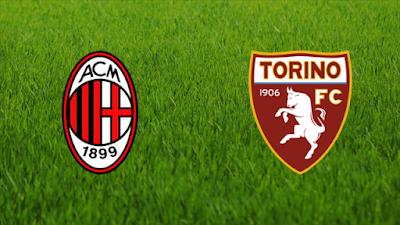 مباراة ميلان وتورينو بين ماتش مباشر 9-1-2021 والقنوات الناقلة في الدوري الإيطالي