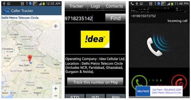 تطبيق مجاني لتعقب الأرقام والمكالمات وتحديد مكانها Mobile Number Tracker 1.7 APK
